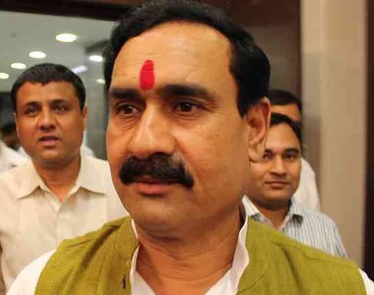 presidential elections bjp gets set back narottam mishra cannot vote