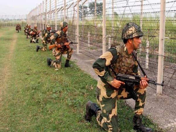 Pak violates Ceasefire along Arnia IB; BSF guns down One Pak ranger, another injured