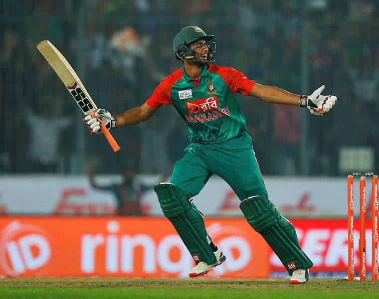 Bangladesh aims to win T20 Series against India at Rajkot