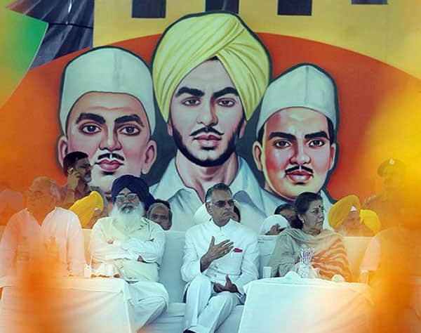 bhagat singh 3 films released at same day