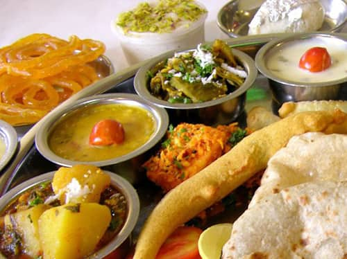 Puja spacial Buffet offer on Nabami