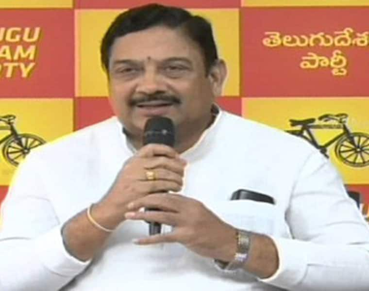 tdp president kala venkatrao comments on sand shortage in andhra pradesh