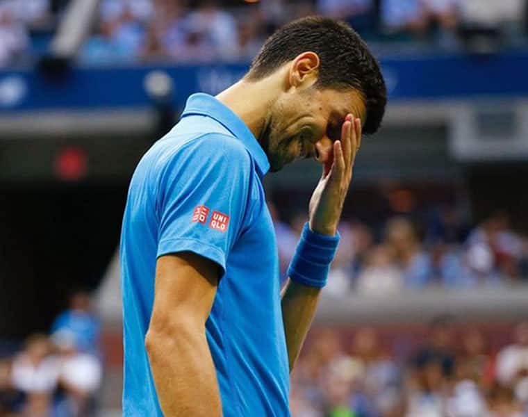 Cincinnati Masters: Djokovic out; Medvedev sets up final with Goffin