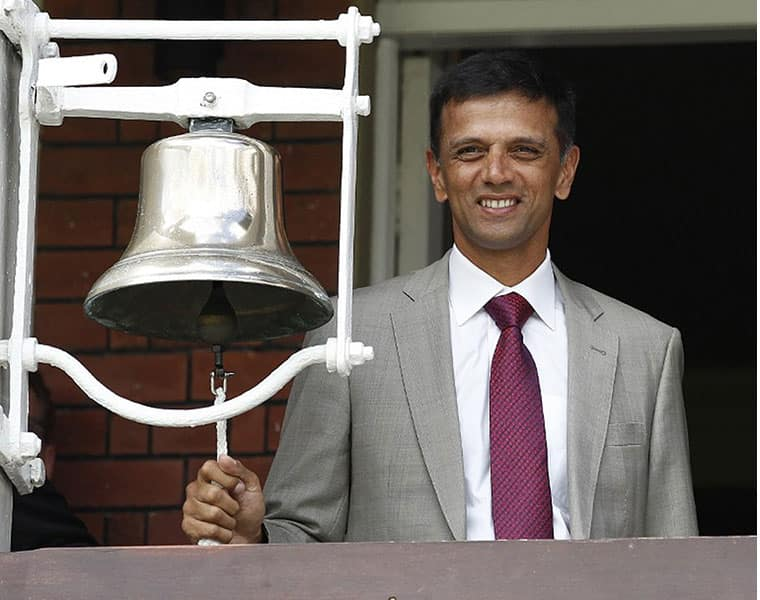 Election ambassador Karnataka election scion Rahul Dravid cannot vote