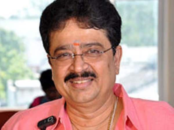 actor sv sekar criticized and angry  with media's and television's regarding damage of nithyananda ,  and he released  video