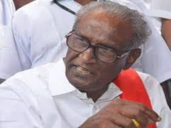 The late real communist who lived with the people and did not give up policy till the end.