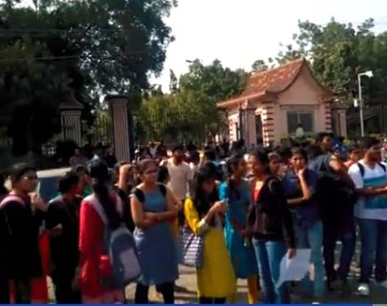CBIT closed for week after students intensified agitation against fee  hike