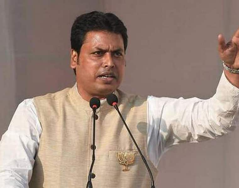 Biplab Kumar Deb claims that Mughals intended to destroy the culture of Tripura by bombing them