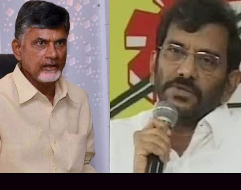TDP is in this situation because of Chandrababu... Somireddy Chandramohan Reddy akp