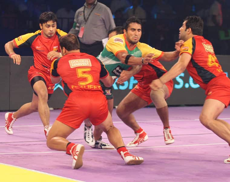 Kabaddi Selection 15 Player Selected First day