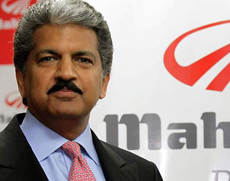 Anand Mahindra Tweets About  Perils Of Having A Smart Wife