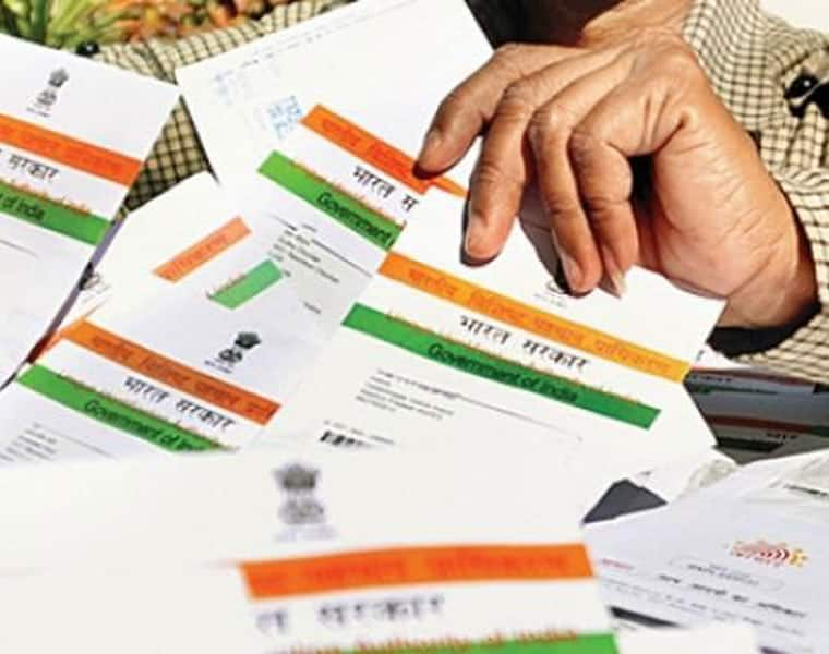 cent govt granted to connect adhar number with voter id