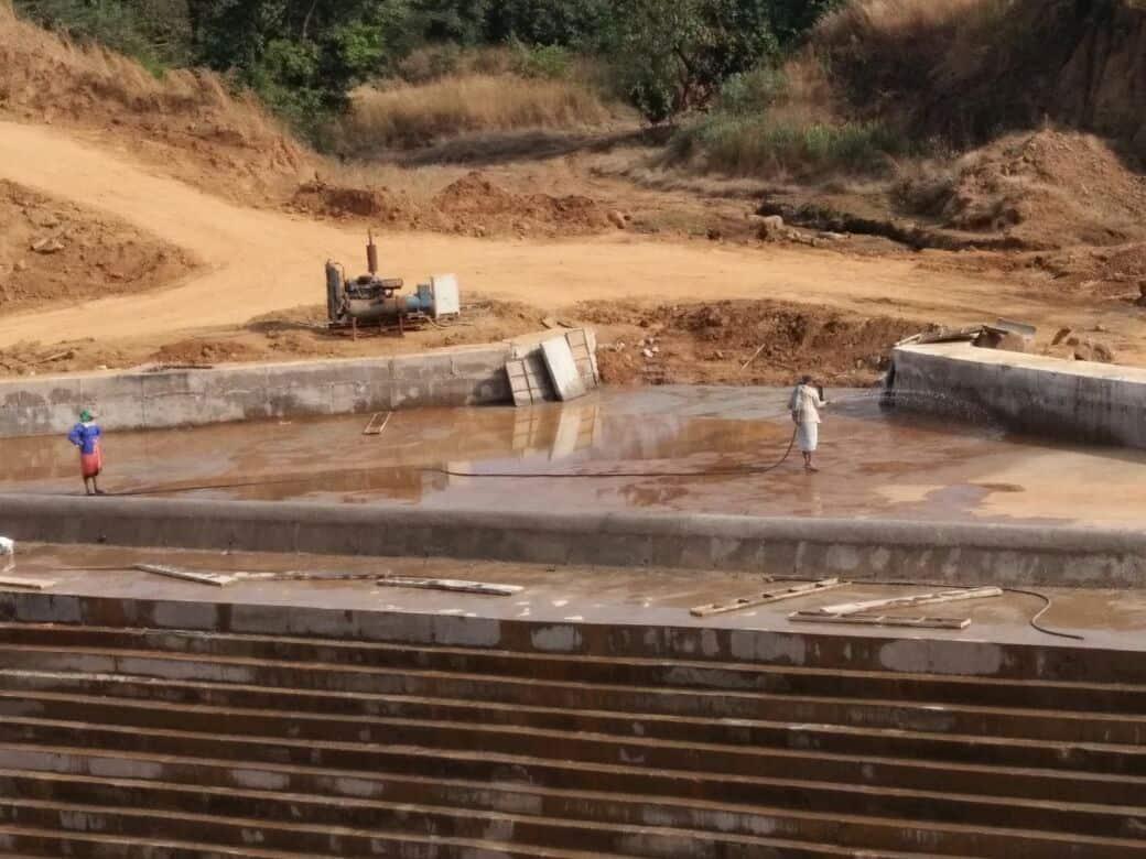 Mahadayi river Kalasa Banduri nala project Goa Karnataka river diversion Parrrikar illegal constriction viral video