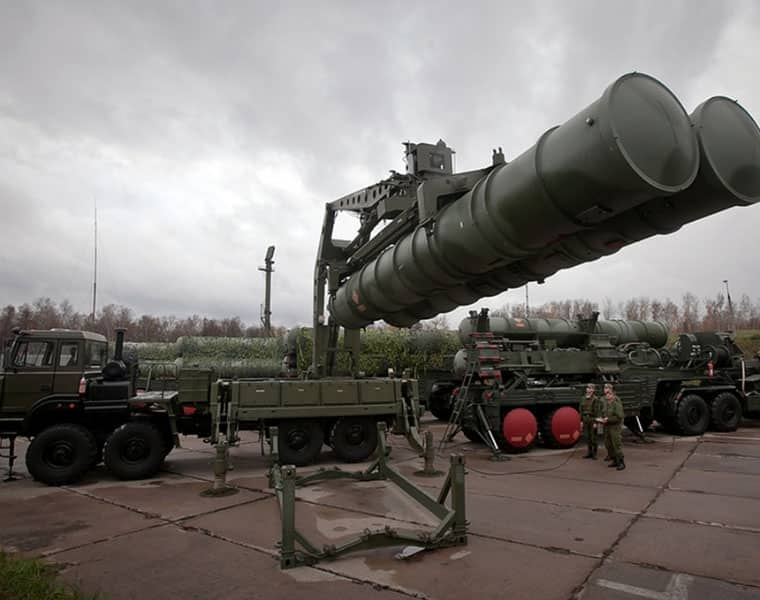 How Team Defence pulled off the super-fast S-400 missile deal in six months