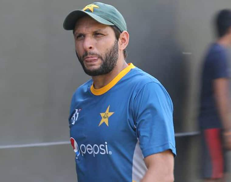 Shahid 'Boom Boom' Afridi in hot waters again after controversial comment on Kashmir