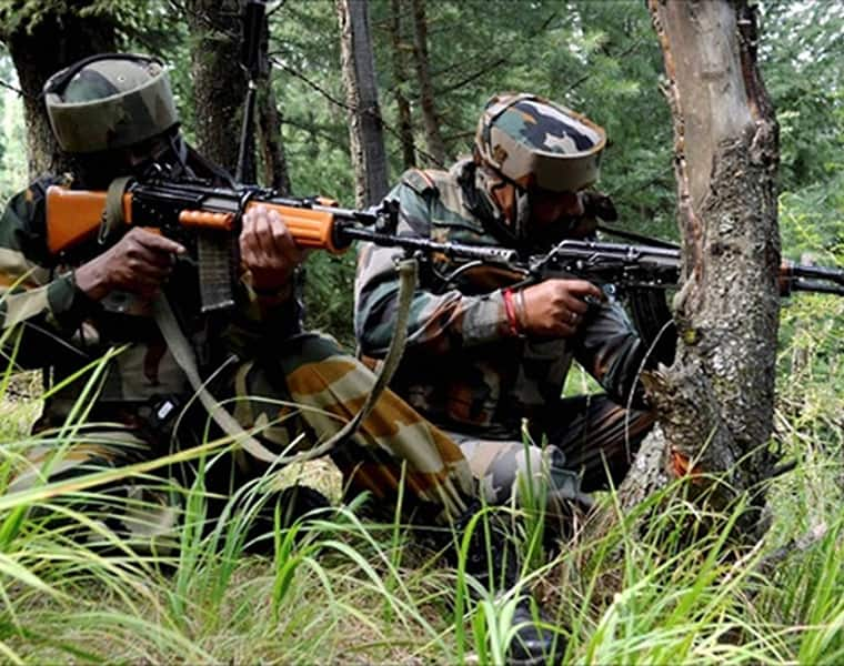 Infiltration bid foiled in Gurez sector of LoC, four martyr including Major
