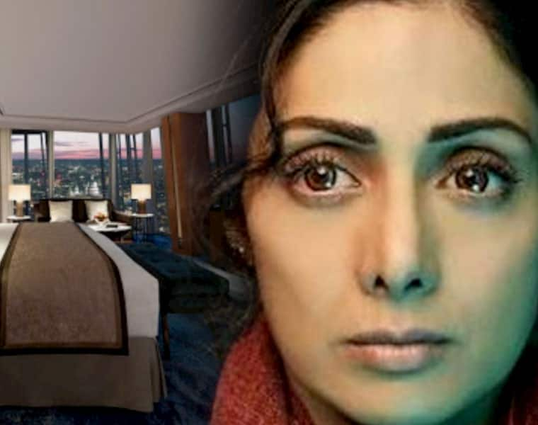 This is where Sridevi was found dead in Dubai by her husband