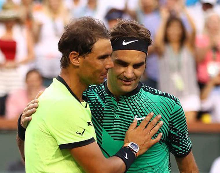 Roger Federer Rafael Nadal match Cape Town 48000 tickets sold under 10 minutes