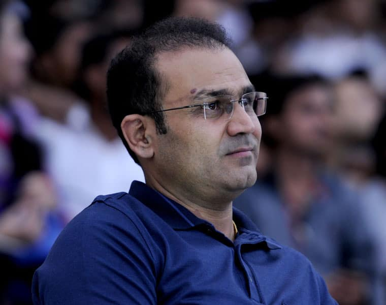 World Cup 2019 Virender Sehwag questions India defensive approach spinners