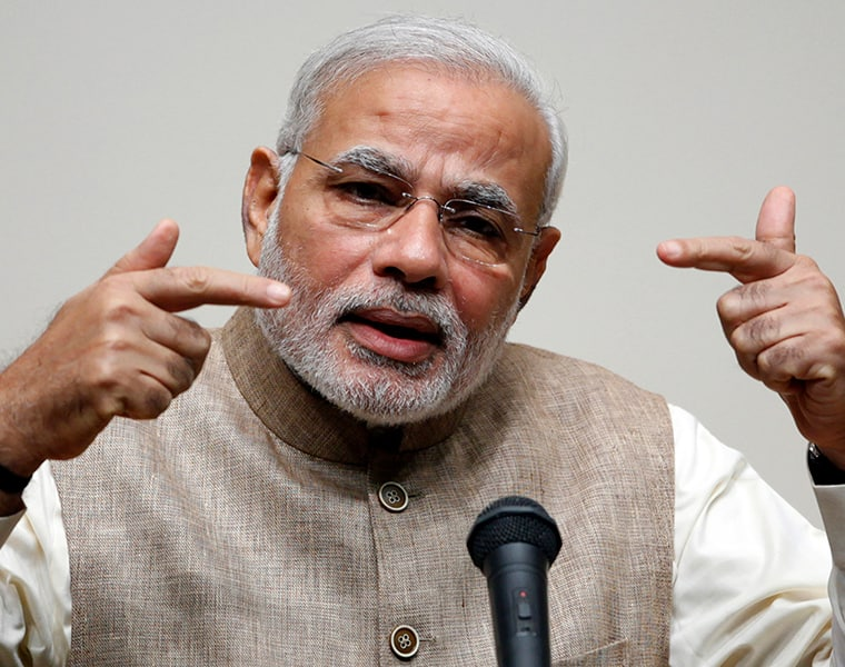 Man calls up NSG, warns of 'chemical attack' on PM Modi; arrested