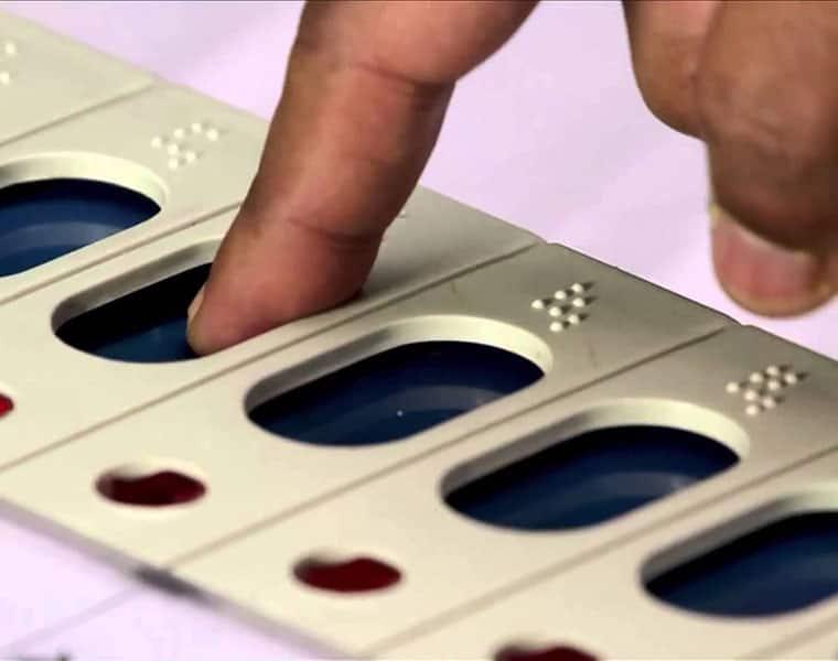 Jammu-Kashmir Civic polls Srinagar Kashmir zone police BJP Congress