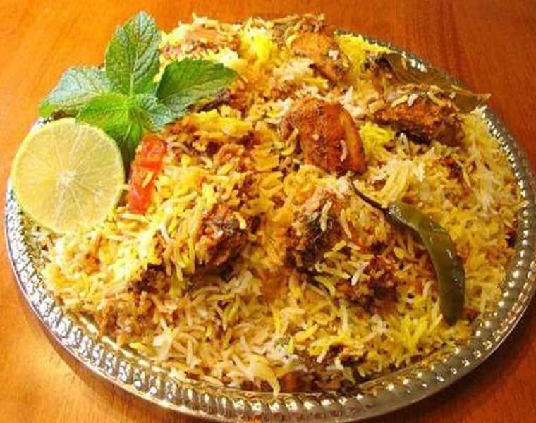 Hyderabads Top 5 Birayani Places