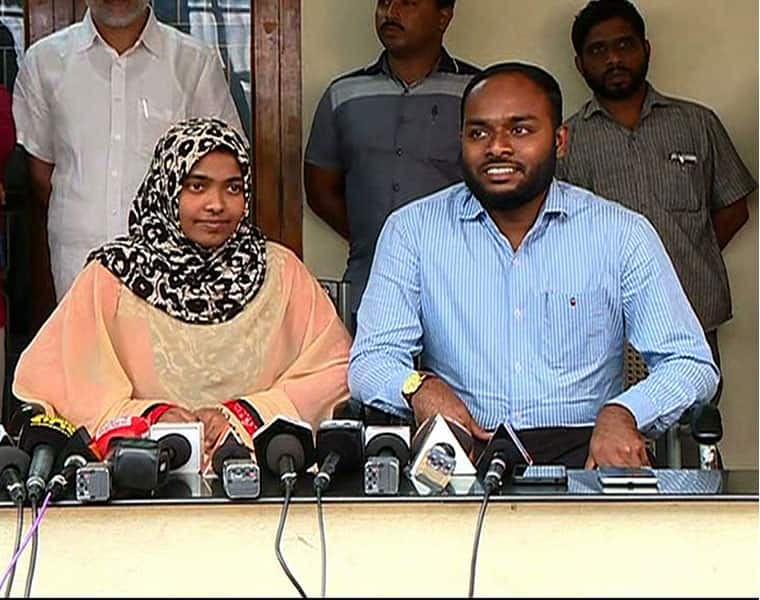 Hadiya's case NIA on lack of evidence forcible religious conversion