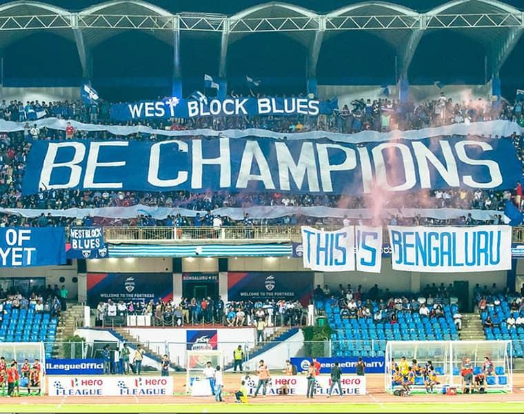 ISL Football Bengaluru FC matches Shift to Kolkata