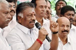 Tamil Nadu Deputy chief minister's brother sacked from AIADMK