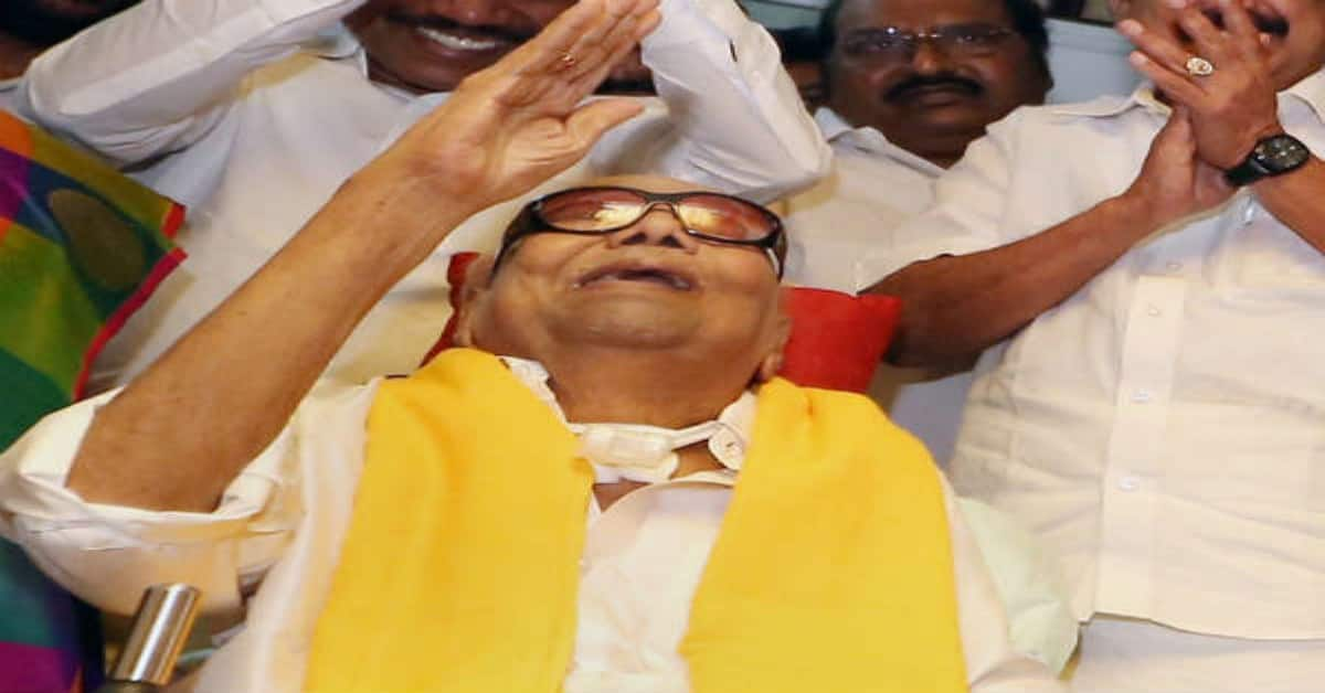 Karunanidhi will dischanrge coming wenesday or thursday