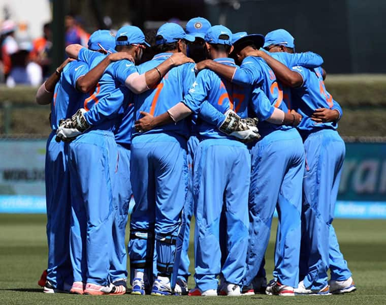 Team India Choose the Fielding