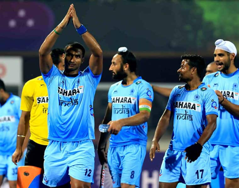 India held to a draw by South Korea