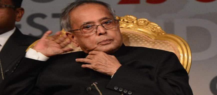India Way Behind In Overall Happiness Ranking: Pranab Mukherjee