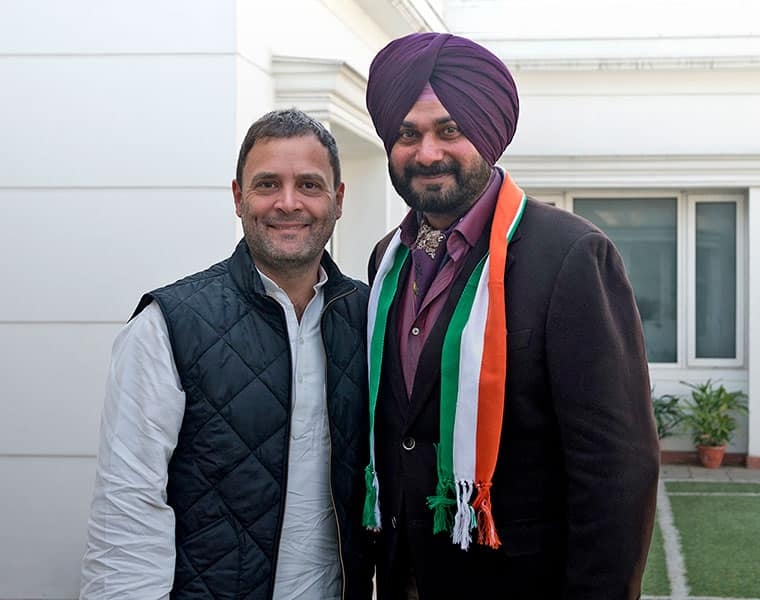 Election poll: Aam Aadmi Party to set foot in Punjab.. Cong to leave fort.. BJP in the abyss!