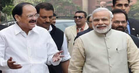 Modi's remark on the opposition in Parliament Remember the public is watching
