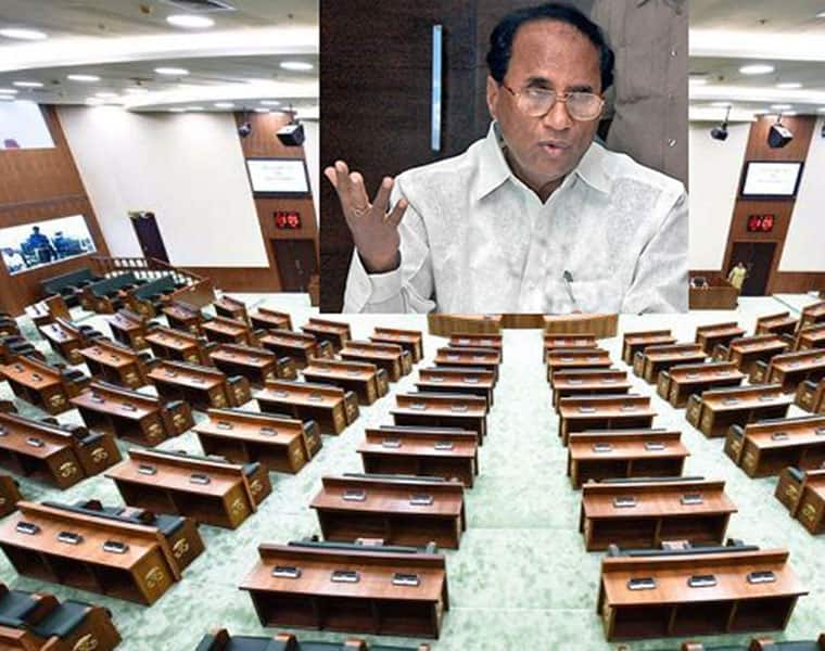 Andhra Assembly session begins peacefully minus opposition members