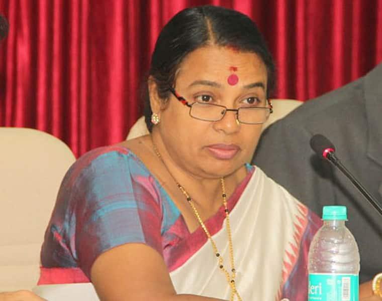 Formar Minister Umashree controversial Statement on Hindutva and BJP