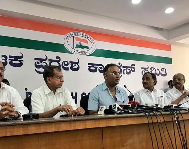 Congress JDS To Fight 2019 Polls Together