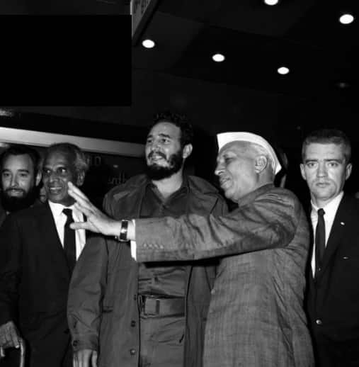 Fidel Castros long relationship with India