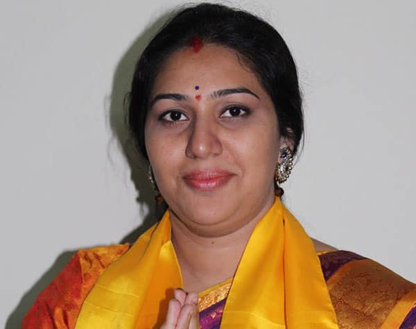 I wont follow Revanth and  remain in TDP says TTDP spokesperson