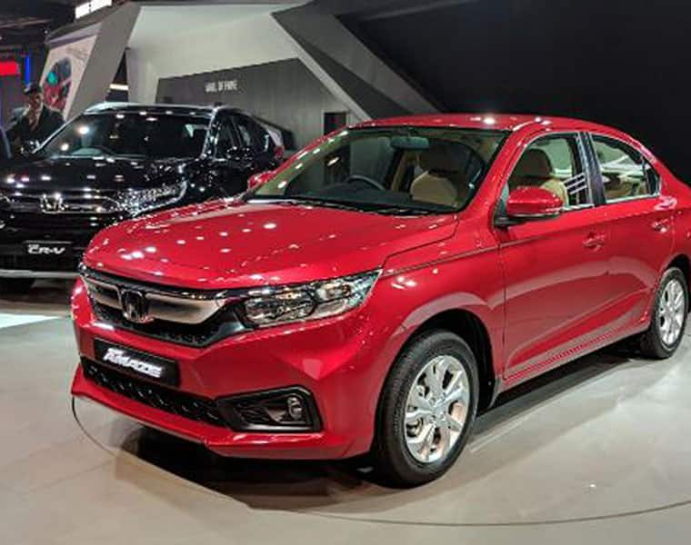 Honda becomes the third largest car seller in India