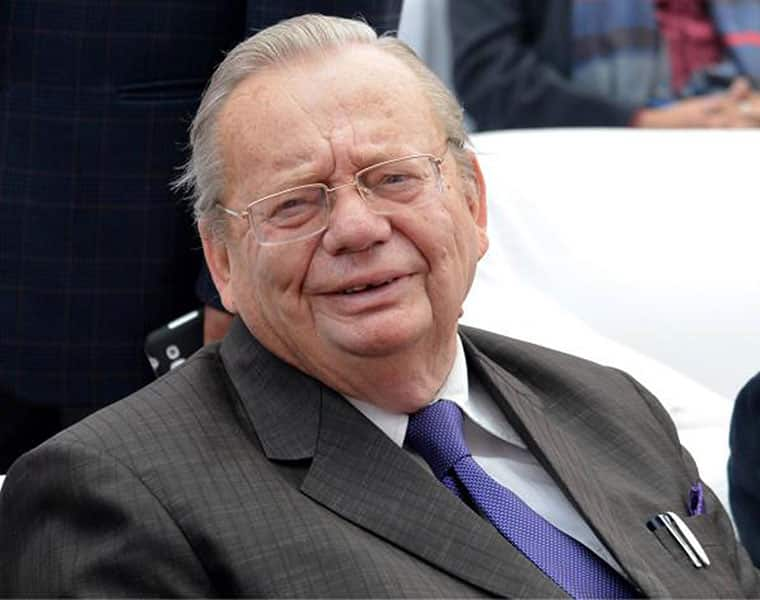 Always felt ghosts not out to scare, harm us: Ruskin Bond