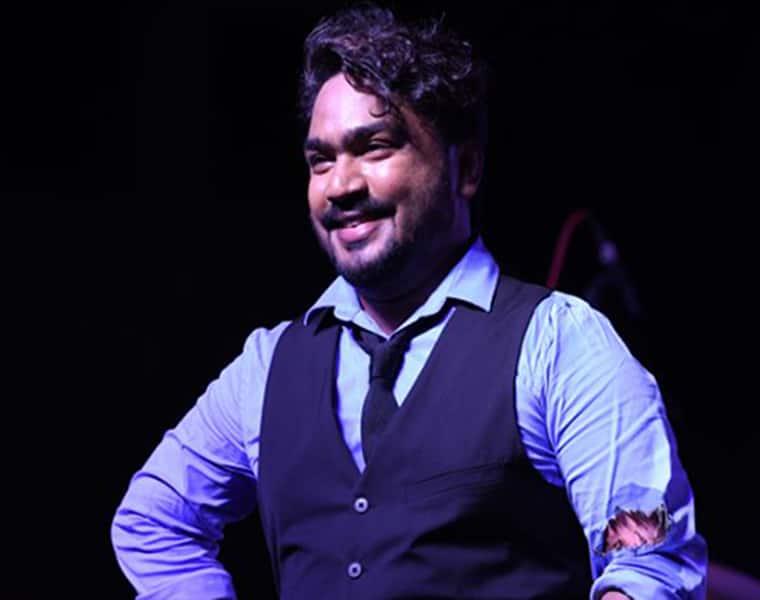 music composer arjun janya felt in mild heart attack