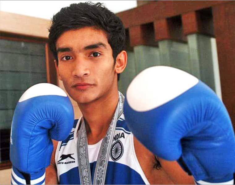 Olympic test event Indian boxers Shiva Thapa Pooja Rani win gold medals Tokyo
