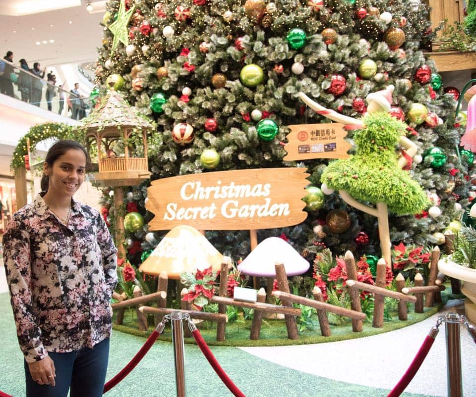 Watch how these sports personalities celebrated Christmas 2016