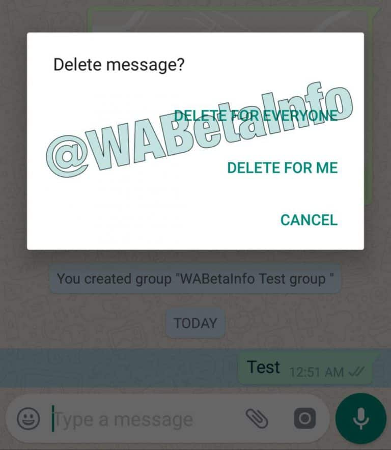 WhatsApp Delete for Everyone is finally here Find out how it works