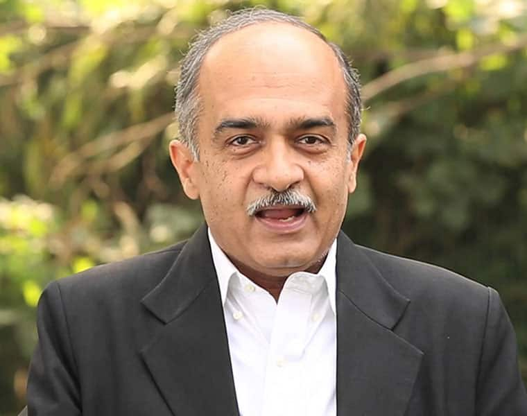 Prashant Bhushan and his Tehelka interview: How he earned the wrath of the Supreme Court