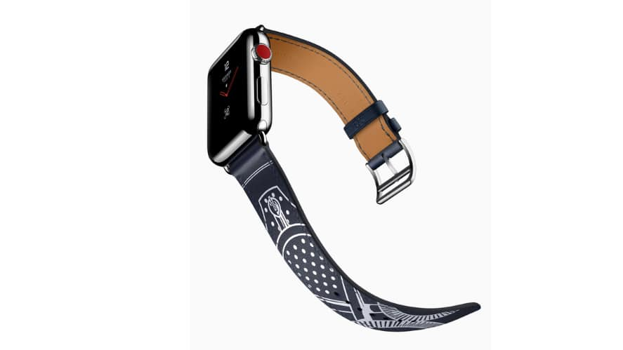 Apple Watch 3 First Look: Makes calls, all-day battery life