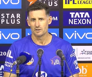 mike hussey tested corona negative and fly to australia soon