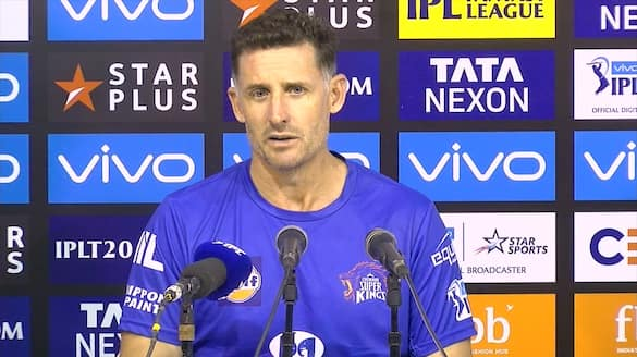 csk batting coach michael hussey tested corona positive